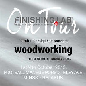 FINISHING LAB® On Tour - Woodworking 2013 | What's New? | LBA